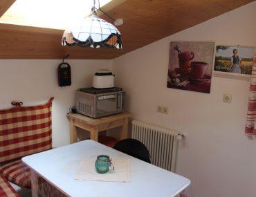 Ferienwohnung Guggenberg Küche