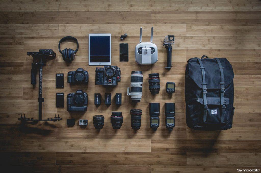 Meine Fotoausrüstung