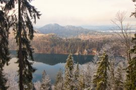 Alpsee im Allgäu