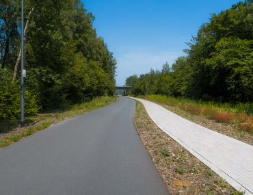 Nordbahntrasse in NRW
