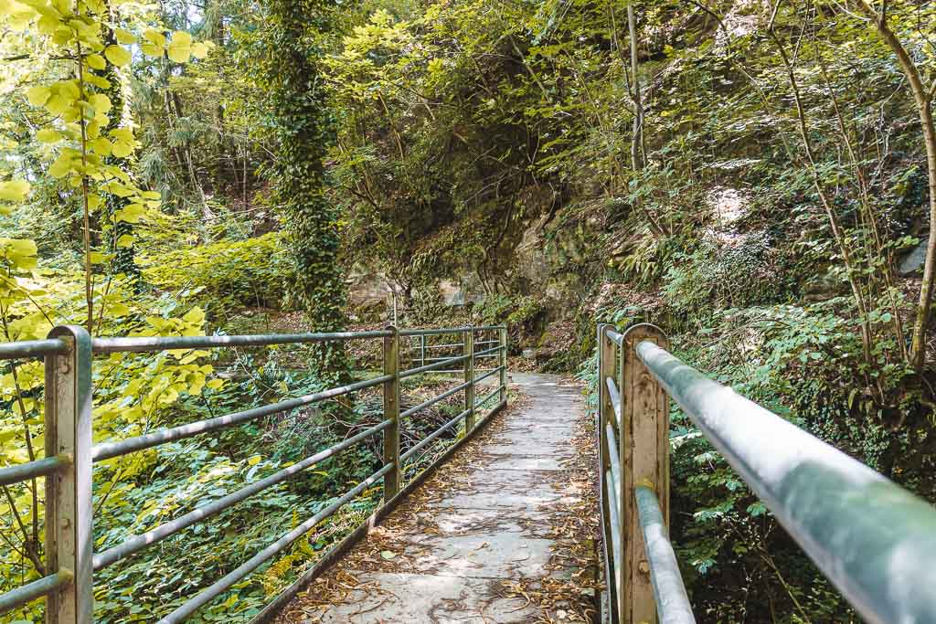Marlinger Waalweg Südtirol